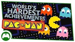 Pac-Man - World's Hardest Achievements - Om Nom Nom x4