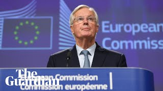 A Brexit deal has been reached, says Michel Barnier