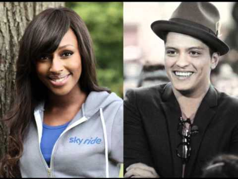 Bruno Mars ft Alexandra Burke - Before It Explodes (+ Lyrics)