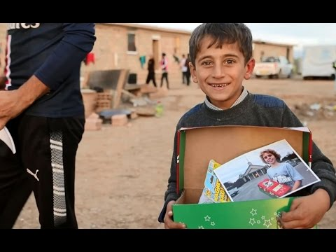 Operation Christmas Child Canada - Hope for Iraq