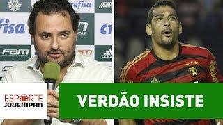 Verdão insiste e pode oferecer atletas ao Sport por Diego Souza