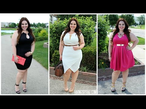 Party Dress Lookbook | Plus Size Fashion | Sarah Rae Vargas