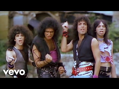 Kiss - Living In Sin