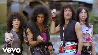 Клип KISS - Lick It Up