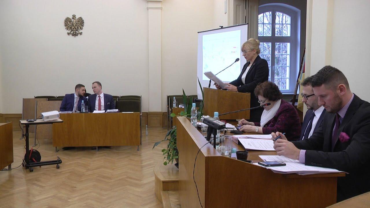 XXX sesja Rady Miejskiej, część III