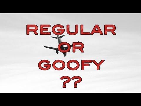 Regular or Goofy ?? - Eric Jones