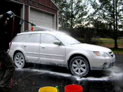Home Depot Foam Cannon (Foam Blaster)