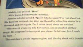 Disney Read-Along Storybook Episode 19: Aladdin: Iago Returns