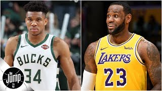 Do seven teams have a legit shot at the 2019-20 NBA title? | The Jump