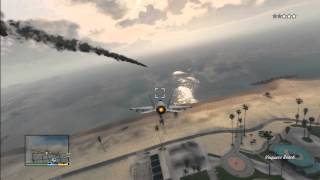 GTA 5 F16 PLANE VERY BAD GUY