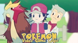 Video Game Logic: Pokemon