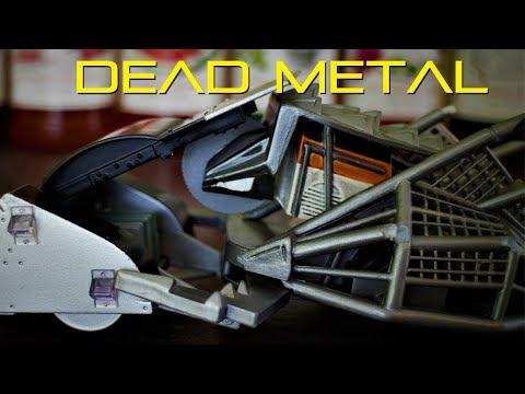 Dead Metal Toy | Robot Wars | House Robots