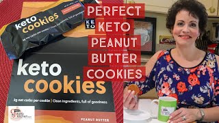 Perfect Keto Peanut Butter Cookie Review and Introductory Sale Event