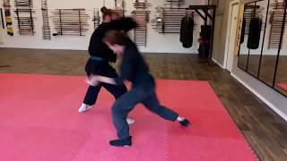 Bujinkan Taijutsu at Sam Lung Martial Arts. Shidoshi ho Patrick Baas
