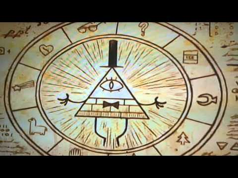 Mensaje subliminal de Disney: Gravity Falls - Nueva Serie (Disney secrets subliminal message)