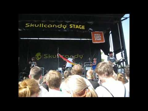 Bad Rabbits - Neverland (Darien Lake / Darien Center, NY 7/12/2011)