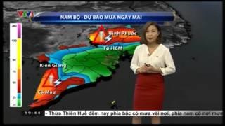 Dự báo thời tiết ngày 4-11: Mưa trải dài từ Quảng Bình đến Ninh Thuận