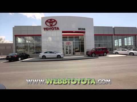 Webb Toyota - Live Market Pricing
