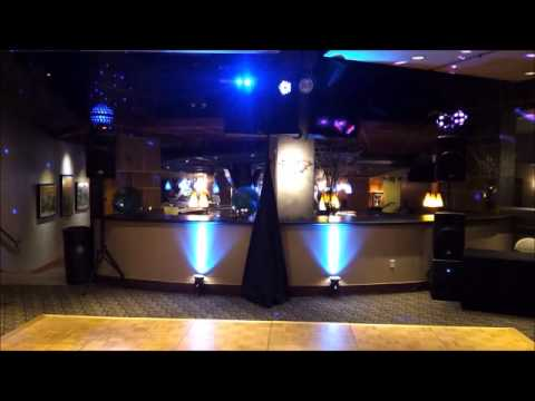 PRO DJs (Bellevue Christian School setup)