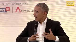 #HTLS2017 | Did you know Former US President back Obama is a great cook?