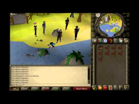 Runescape 2007: Cheats, Cheating, & Easter Eggs!?!?!
