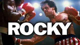 History Of Rocky Films   From Rocky To Creed