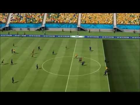 AUSTRALIA - NETHERLANDS | FIFA World Cup 2014 (All Goals Highlights HD)