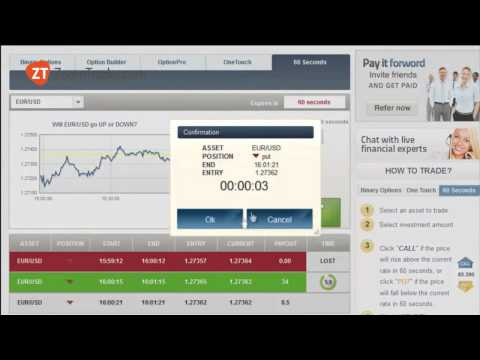 Another Method to make $600 an hour With Binary Options Trading! A complete Walkthrough: