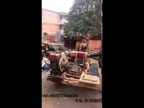 hydraulic drilling rig video 03 for upload
