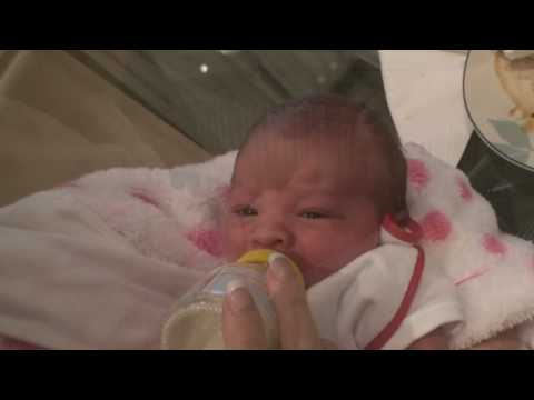 Jayden James Butcher - moments from first12 hours