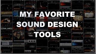 Video Game Sound Design Tutorial - My Favorite Sound Design Tools