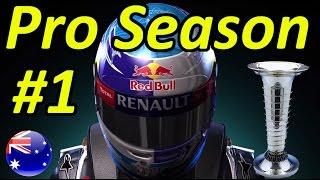 download lagu F1 2015 Pro Season Mode Part 1: Australian Grand gratis