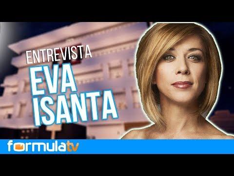 Eva Isanta habla sobre los guiños a 'Aquí no hay quien viva' en 'La que se avecina'