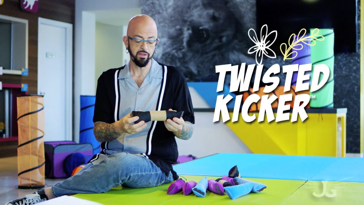 Jackson galaxy collection twisted kickers youtube for Jackson galaxy music