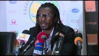 Aliou Cissé sur l'affaire Diafra Sakho