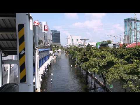 Bangkok Floods Nov 7 2011