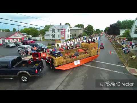 Arlington Village Festival Parade