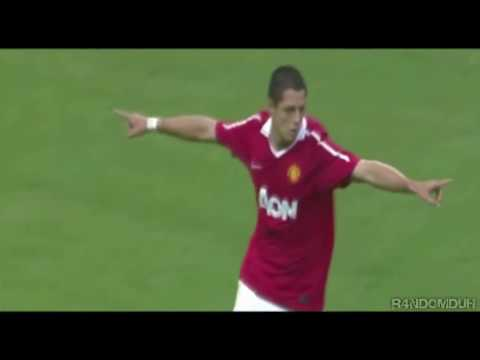 Javier Hernandez 2010 Top 5 Goals 'Chicharito' - Impossible Is Nothing