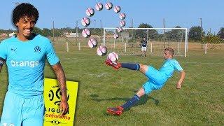 LE LUIZ GUSTAVO CHALLENGE  Ligue 1 Challenges N9