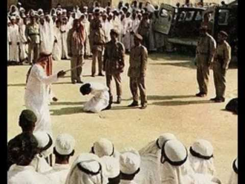 "Saudi Arabia is a theocratic, Salafi, Islamist state that holds regular public executions for crimes including ""apostasy"", a charge often used to stifle free..."