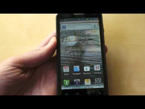 Motorola Motoluxe - Análisis