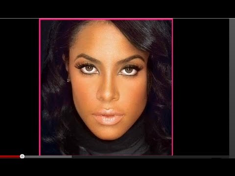 Aaliyah I Care 4 U Makeup Tutorial