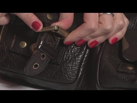 e3536eae64 How To Tell It s A Fake Mulberry Bag - YouTube