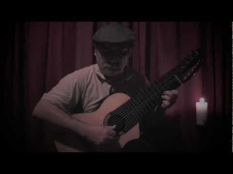 John Francis: Gymnopedie No. 1 by Erik Satie 11 string guitar