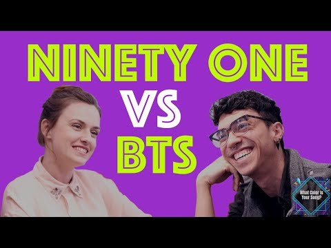 BTS vs Ninety One: Foreigners react S01E01