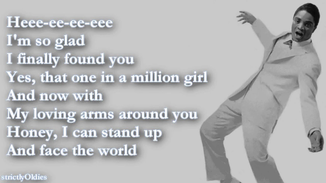 Jackie Wilson (Your Love Keeps Lifting Me) Higher and ...