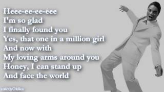 Jackie Wilson (Your Love Keeps Lifting Me) Higher and Higher lyrics