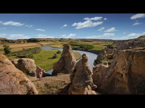Travel Alberta - History Written in Stone