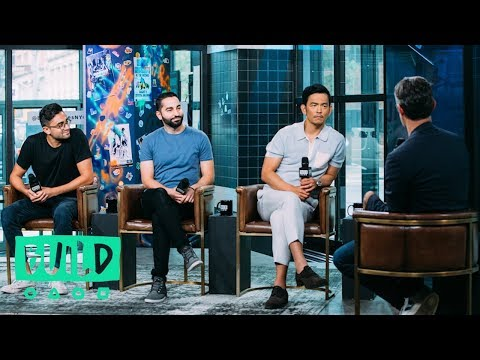 """John Cho, Aneesh Chaganty & Sev Ohanian Chat """"Searching"""" (With Our Pre-Show, The BUILD Up)"""