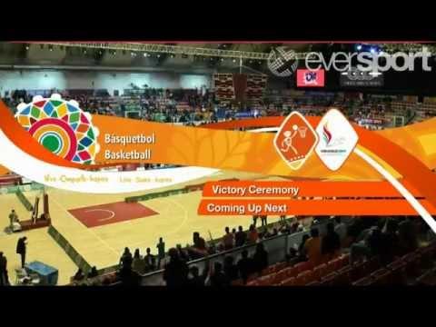República Dominicana vs Panama en Vivo - Baloncesto Veracruz 2014 - ORO RD